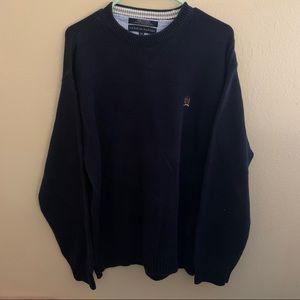 XXL Navy Blue Tommy Hilfiger Sweater